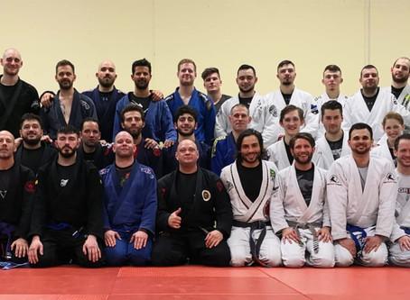 New blue belts in town