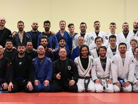 New blue belts in town