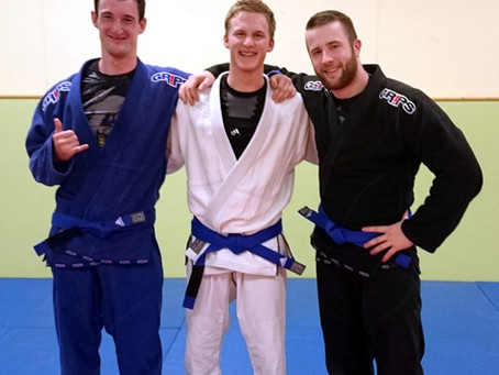 Bluebelt Party!