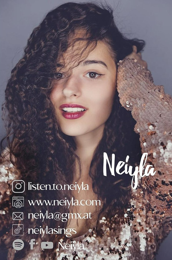 Visitenkarte Neiyla