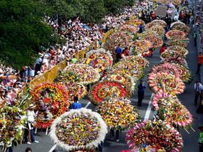 """Feria de las Flores de Medellín 2018, culmina con el tradicional Desfile de los Silleteros"""" (vi"""