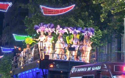 Comienza a ritmo de Candombe, en Montevideo, el carnaval de mayor duración de todo el mundo