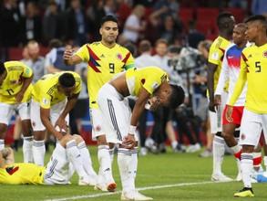 Colombia se despide del Mundial con alta dosis de dramatismo (video reacciones en Bogotá)