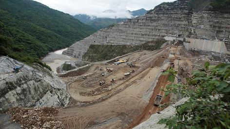Informe negativo sobre el mega proyecto hidroeléctrico que tiene en riesgo a miles en Colombia (vide