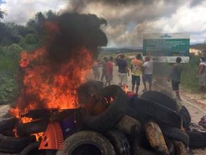 Disturbios en la frontera Venezuela-Brasil. Residentes de Pacaraima expulsan a venezolanos después d
