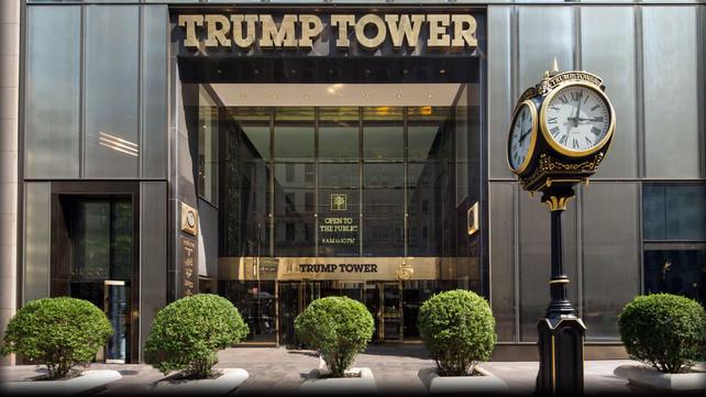 Los Hoteles de Donald Trump en el mundo