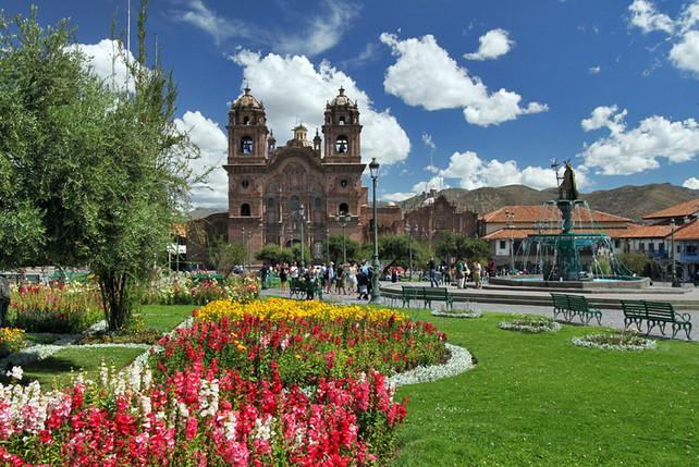 Destinos América Mia: La Histórica y Asombrosa Plaza de Armas de la ciudad del Cusco (video)