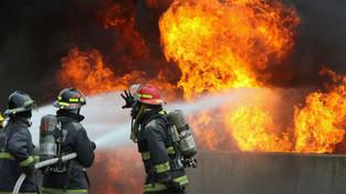 Determinan las causas del incendio que destruyó el mercado Oriental de Managua, Nicaragua (video)