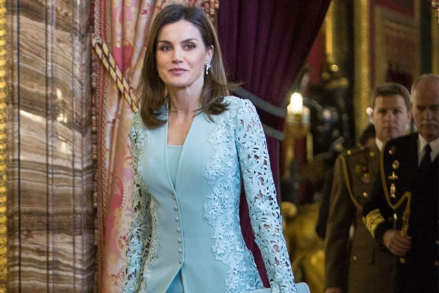 La Reina Letizia de España está en República Dominicana, en su 3ra visita al país (video)