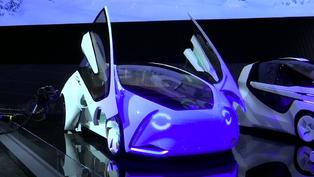 Fabricantes de autos lanzan sus modelos más espectaculares en el Detroit Auto Show 2018 (video)