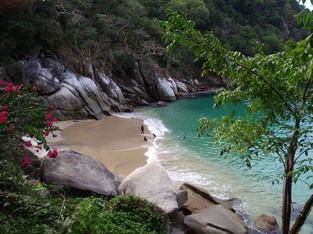 Destinos America Mia: Colomitos,  la paradisiaca playa a la que se llega a través de la selva (video