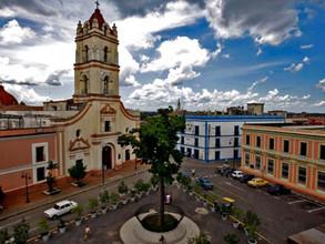 Camagüey, la ciudad de los tinajones