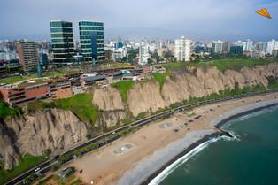 Destinos América Mia: El Distrito de Miraflores en Lima, un lugar con estilo propio y sabor limeño (