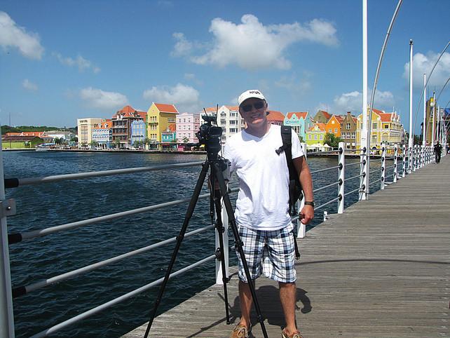 Willemstad, un paisaje holandés en el Caribe Oriental