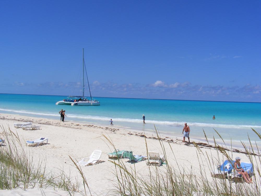 Playa El Pilar, Cuba