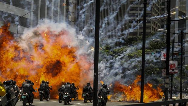 Violencia marca elección de la Constituyente: Nueve muertos y ya llegan a más de 120 (videos)