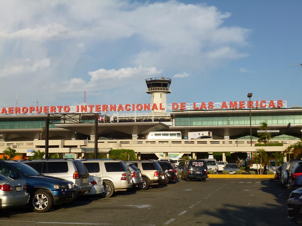 Aeropuerto Las Americas, Santo Domingo, Republica Dominicana