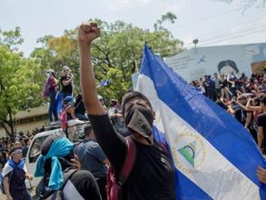 Nuevas protestas contra el gobierno de Ortega en Managua. Los sandinistas también toman las calles (