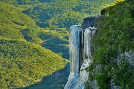 Cascadas de Hierve el Agua, Oaxaca, México