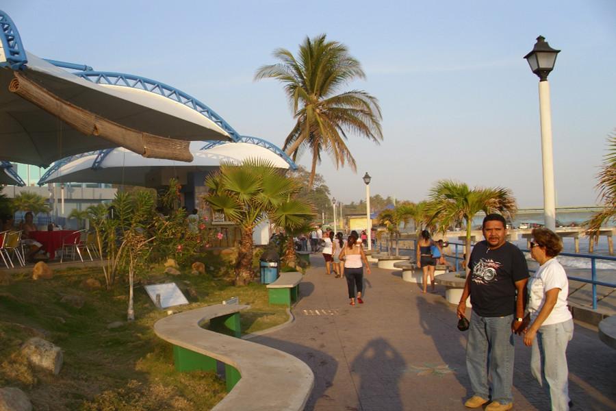 Playa La Libertad, El Salvador