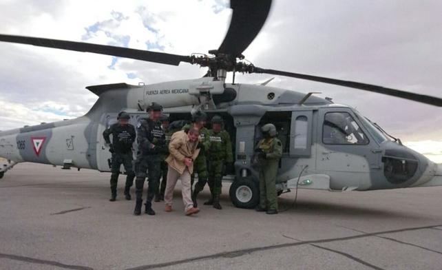 """Gobierno de EE.UU. agradece a México extradición de """"El Chapo"""" Guzmán"""