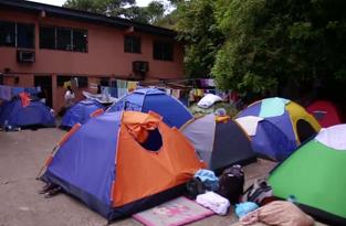 Cubanos en Panamá a la espera de ser deportados piden ayuda internacional