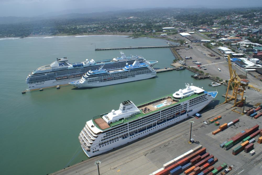 Terminal de Cruceros en Cartagena