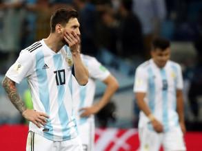 Francia saca a Argentina del Mundial