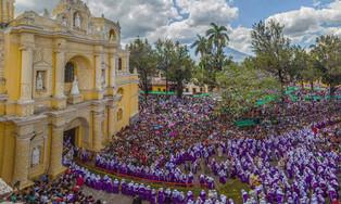 La Semana Santa en La Antigua Guatemala: una de las más hermosas celebraciones en América Latina (vi