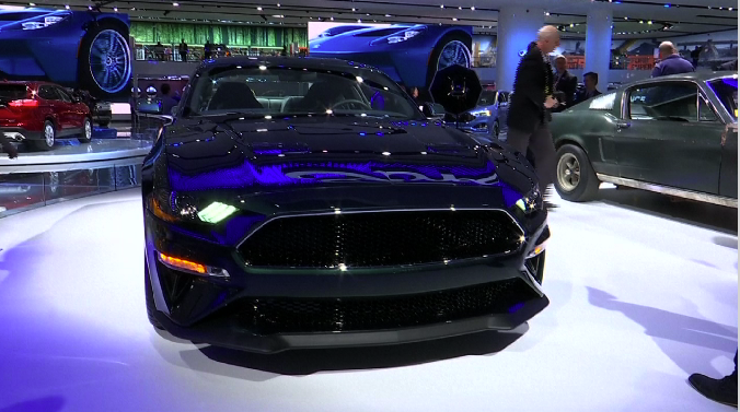 Ford Mustang Bullit