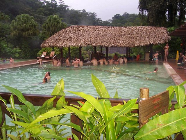 Tabacon Thermal Spa