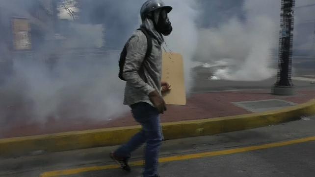 Se agudizan protestas en Venezuela en rechazo a la Asamblea Constituyente (video)