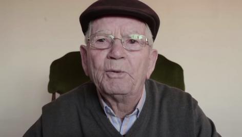 """""""Vivir pa' trabajar terminará matándote"""": la invitación de un abuelo a viajar se viral"""