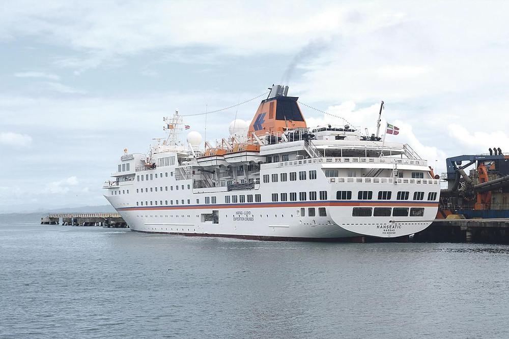 Costa Rica Cruceros Limon