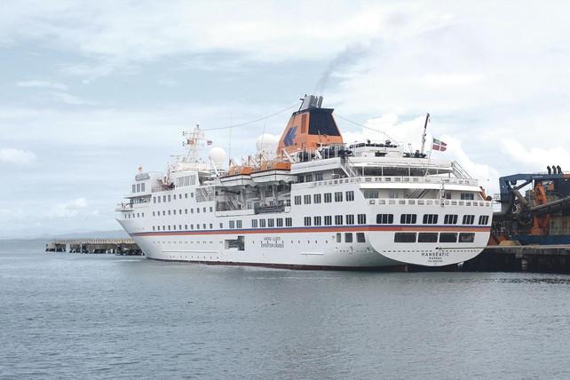 Costa Rica mejorará puerto de cruceros
