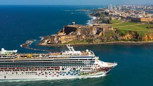 Puerto Rico llegará a 1.6 millones de cruceristas