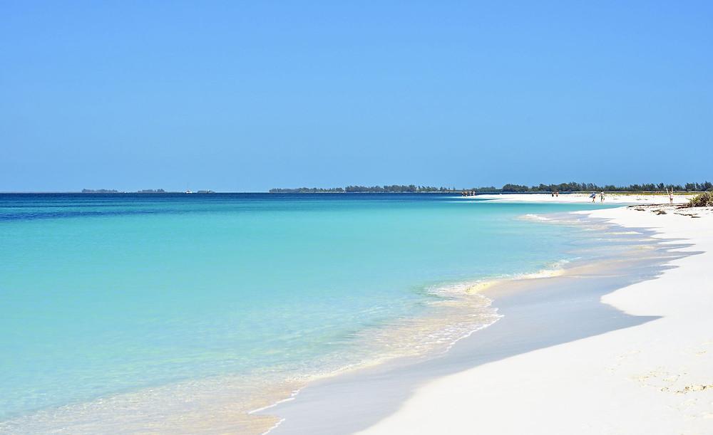 Playa Santa Lucia Camaguey Cuba
