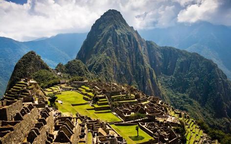 Estudian posibilidad de crear un teleférico para acceder a Machu Picchu en Cusco, Perú  (video)