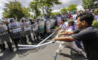 Ya suman al menos 15 muertos y casi 200 heridos en ultima jornada de protestas en Nicaragua contra O