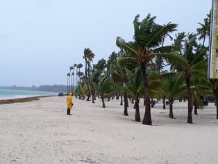 Centros turísticos de República Dominicana en buen estado después del paso del Huracán Maria (video)