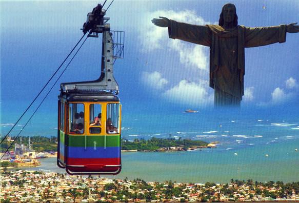 Destinos: El Teleférico de Puerto Plata, República Dominicana (video postal)