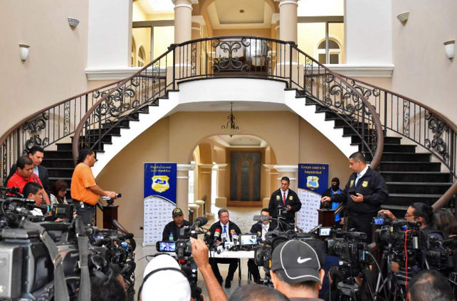 La mansión confiscada al expresidente Saca, símbolo de la corrupción en El Salvador