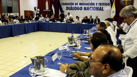 Gobierno de Nicaragua y grupos cívicos llegan a acuerdo para detener ola de violencia mortal en el p