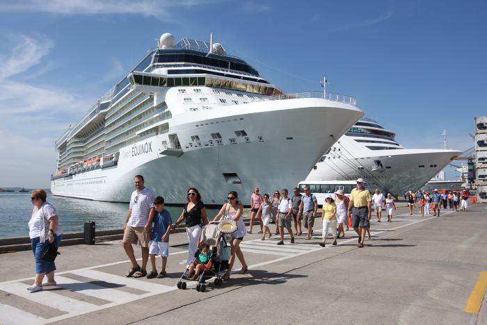 Cruceros en Cartagena de Indias