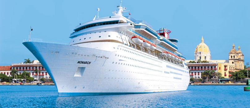 Crucero de Pulmantur en Cartagena de Indias