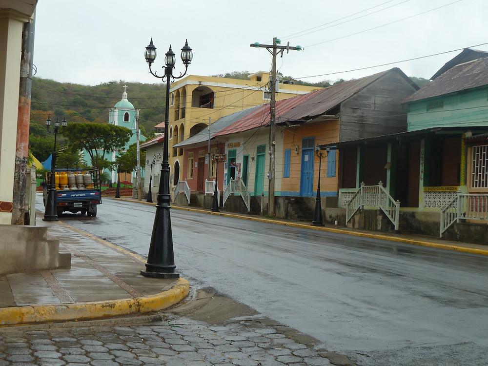 Calle de Granada, Nicaragua