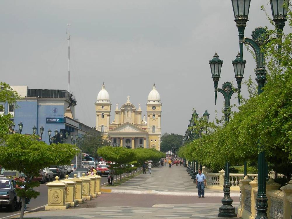 Paseo de la Basílica
