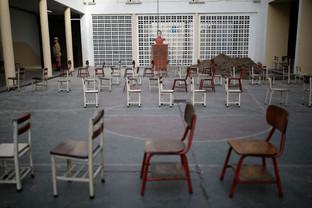 Con muy poca participación se efectúan las elecciones presidenciales en Venezuela en medio de advert