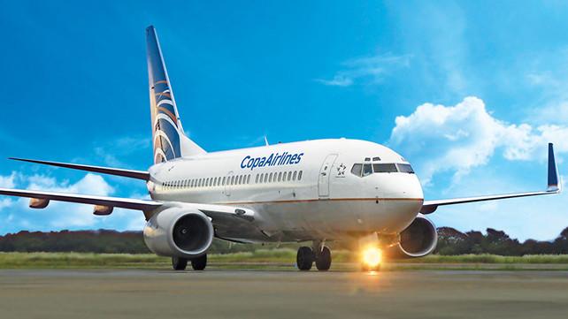 Copa Airlines es seleccionada como la segunda aerolínea más puntual del mundo