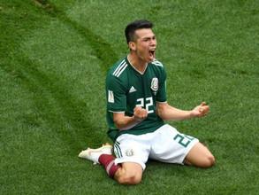 ¡Juego Histórico! México derrota a Alemania en su debut en la Copa Mundial FIFA 2018 (video)